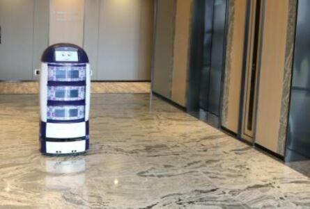 El robot mayordomo que consigue trasladar hasta tres pedidos diferentes