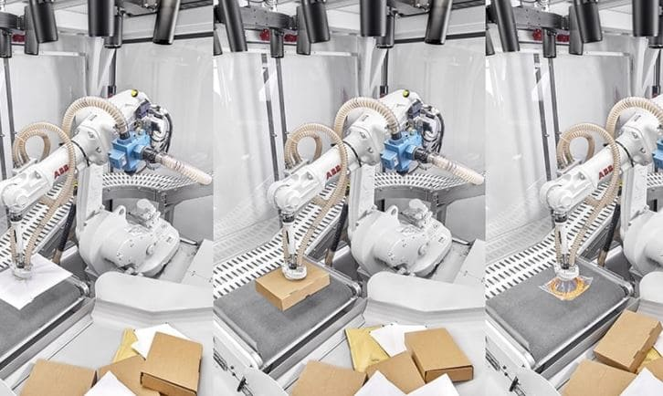ABB pacta con Covariant para incluir Inteligencia Artificial en robots de logística