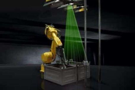 Fanuc presenta en la exposición de Modex su estrenado sensor de visión