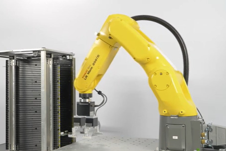La empresa alemana Weiss Robotics se afianza después de una década en el sector de la robotización